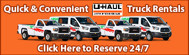 Click for Uhaul Reservations